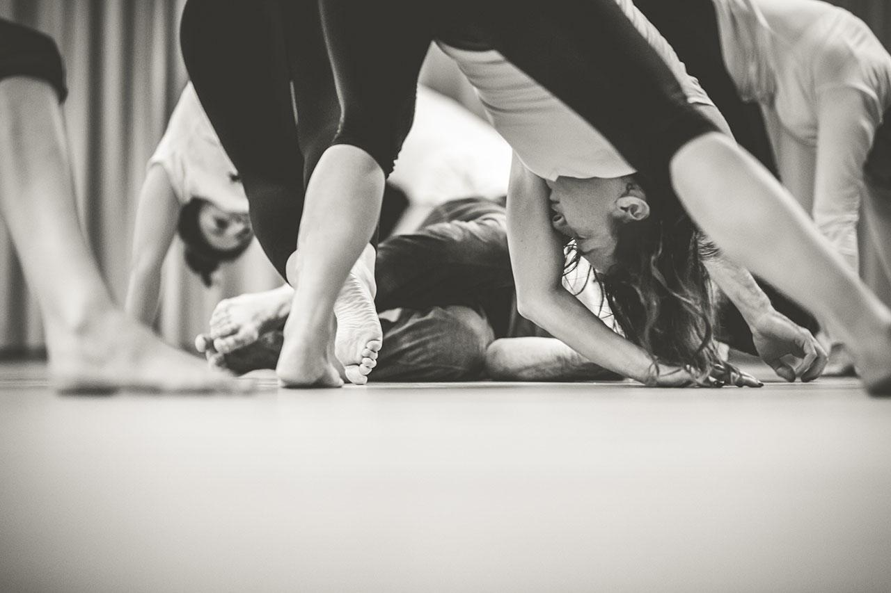 Corso di Danza Contemporanea Muovo Quindi Sono con Marta Zacchigna
