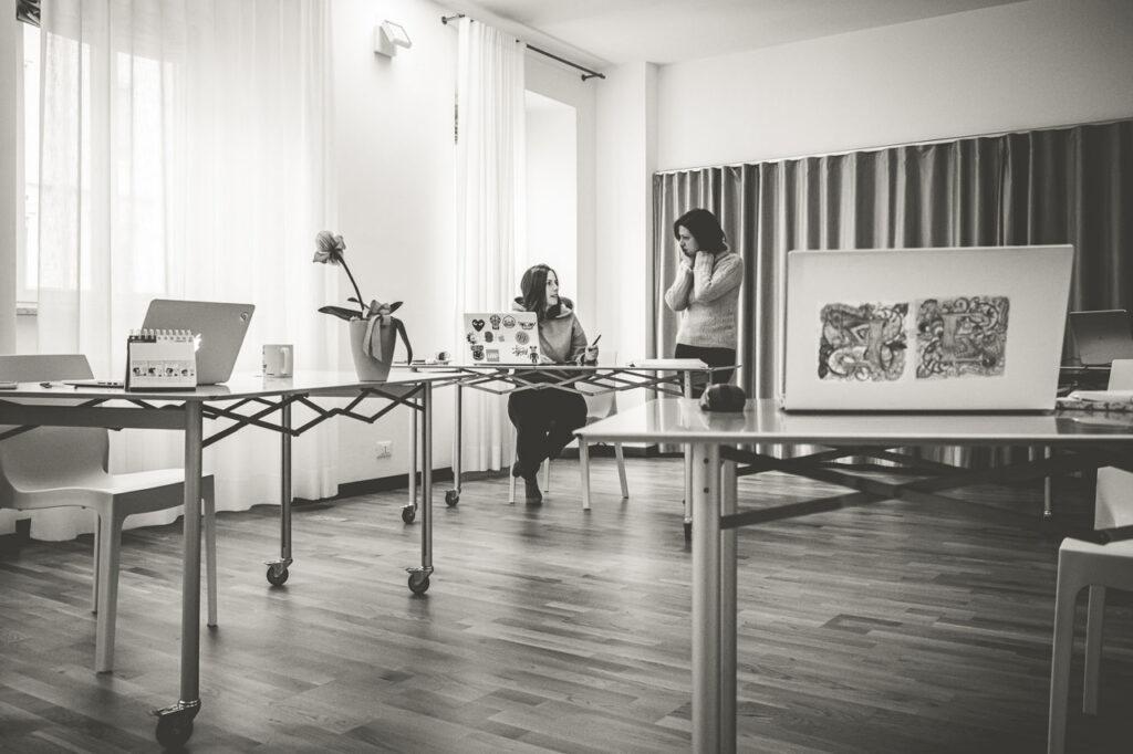 Affitto e Noleggio Sala per Workshop Corsi e Lezioni a Trieste